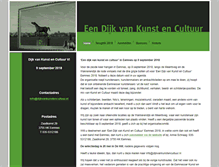 Tablet Preview of dijkvankunstencultuur.nl